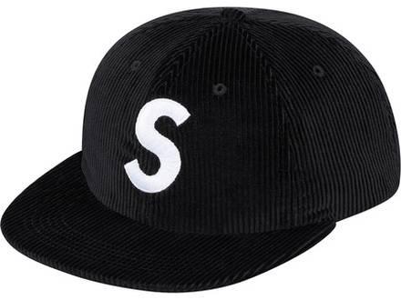 Supreme Corduroy S Logo 6-Panel - photo 1/5