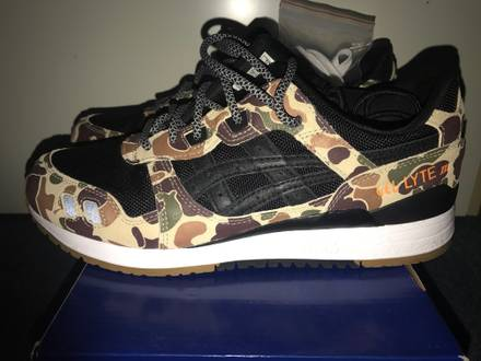 Asics Gel Lyte III Atmos Camo - photo 1/7