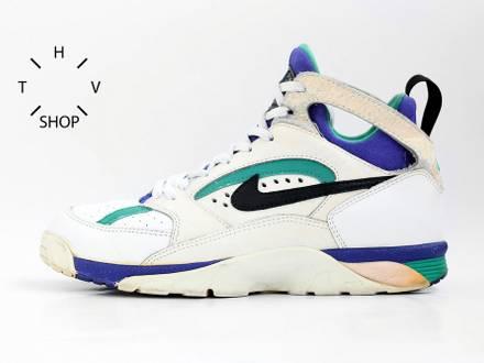 Nike Air Accel Cross Training kicks sneakers hi tops 90s vintage retro Huarache Agassi - photo 1/8