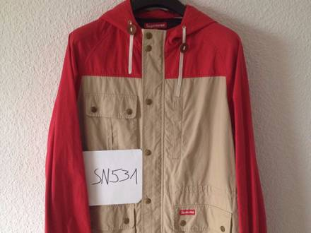 Supreme Ventile Parka Spring Summer 2009 - photo 1/6