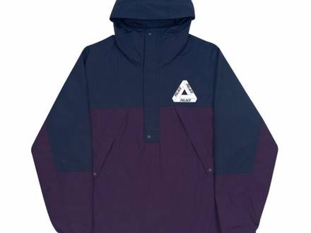 Palace Smerk Jacket Navy/Purple - L - photo 1/5