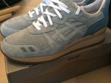 "asics gel lyte 3 x st. alfred ""lakeshore - photo 1/5"