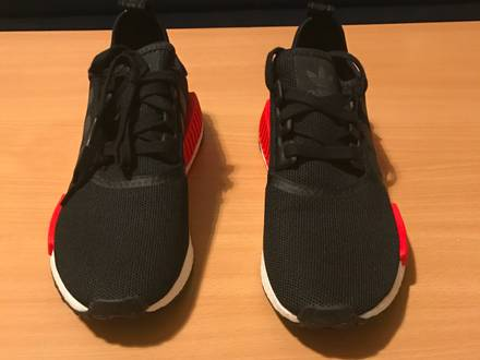 <strong>Adidas</strong> <strong>NMD</strong> R1 Bred US 7.5/UK 7/EU 40 2/3 - photo 1/5