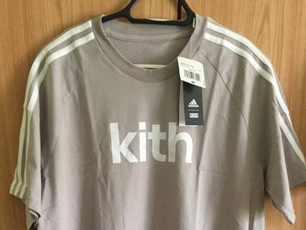 Adidas Soccer x Kith Flamingos Away T-Shirt M - photo 1/5