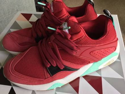 Puma Blaze of Glory Sneaker Freaker <strong>Bloodbath</strong> - photo 1/5