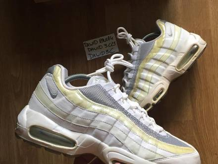 Nike Air Max 95 Nintendo Wii limited edition - photo 1/8