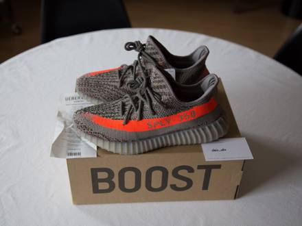 Adidas Yeezy Boost 350 v2 Beluga US 7.5 - photo 1/5