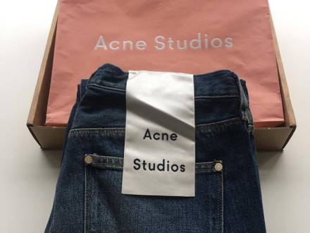 <strong>Acne</strong> Studios - Max Vintage Blue (32/32) - photo 1/7