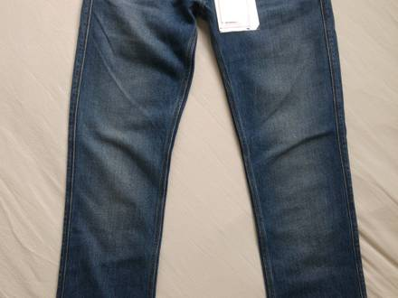 """<strong>Acne</strong> Studios Max """"Vintage Blue"""" Jeans - photo 1/7"""