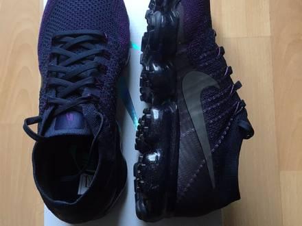 Nike air <strong>Vapormax</strong> Navy/Dark Grey - photo 1/8
