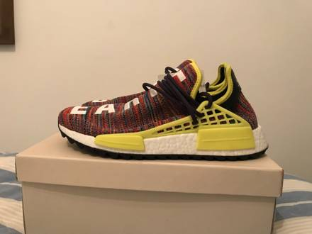 NMD Pharrell Williams Human Race Multicolor - photo 1/5