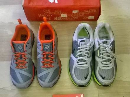 DOUBLE PACK TECHNIC SNEAKER PUMA FAAS 500 TR + NIKE ZOOM START PLUS 2009 - photo 1/7