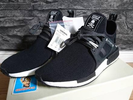 <strong>ADIDAS</strong> x MASTERMIND <strong>NMD</strong> <strong>XR1</strong> 8.5 42 boost yeezy solebox wood wood sns - photo 1/6