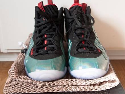 Nike Foamposite One 'Gone Fishing' - photo 1/5