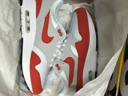 air max 1 OG anniversary Royal / red - photo 1/5
