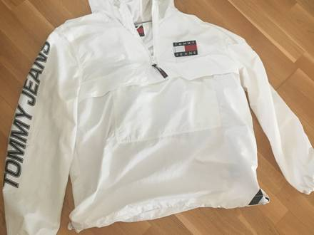 Tommy Hilfiger 90s Packable Windbreaker White XXL - photo 1/5
