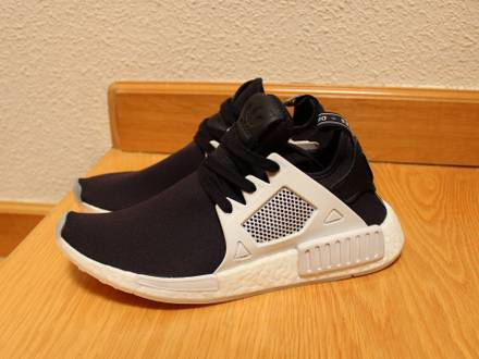 <strong>ADIDAS</strong> <strong>NMD</strong> <strong>XR1</strong> SAMPLE NEOPRENE CLEAR SOLE - US 9 - photo 1/8