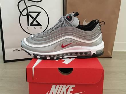 Nike <strong>air</strong> <strong>max</strong> <strong>97</strong> <strong>silver</strong> - photo 1/6