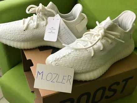 Adidas Yeezy 350 v2 White US 8.5 / EU 42 / UK 8 - photo 1/5