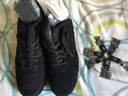 "Reigning Champ x Asics Gel-Lyte III ""Black"" (H53GK-9090) - photo 1/5"