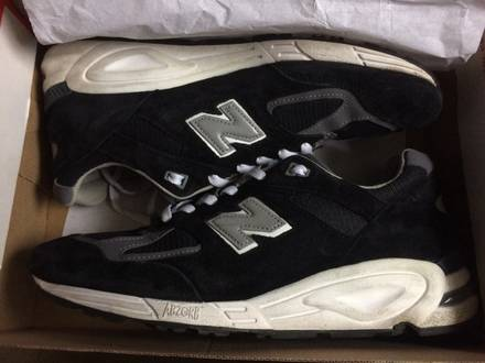 <strong>New</strong> <strong>Balance</strong> NB M990BK2 <strong>990</strong> US10.5 - photo 1/5