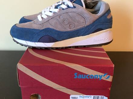 <strong>Saucony</strong> Shadow 6000 Elite Blue x Bodega 1/300 (2011)9US - photo 1/6