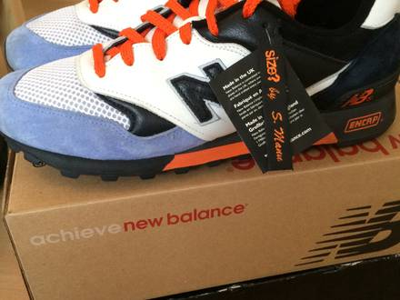 New balance X Size? - photo 1/7
