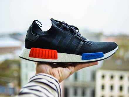 ADIDAS NMD R1 OG 2017 REVIEW