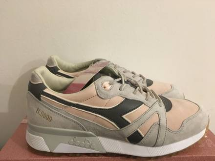 "Diadora x Bait ""Spiaggia Rosa"" US9,5 - photo 1/5"
