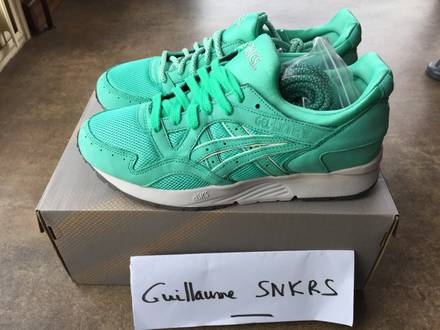 Asics GL5 x Ronnie Fieg Mint - photo 1/6