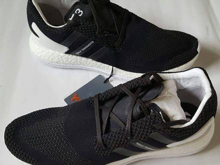 Y-3 pure boost zg knit us 10 / 44 eu - photo 1/5