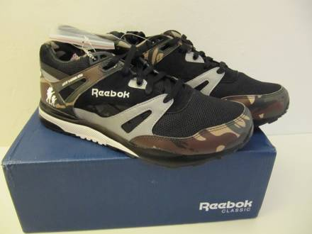 AAPE By <strong>A</strong> <strong>Bathing</strong> <strong>Ape</strong> x Reebok Ventilator - photo 1/5