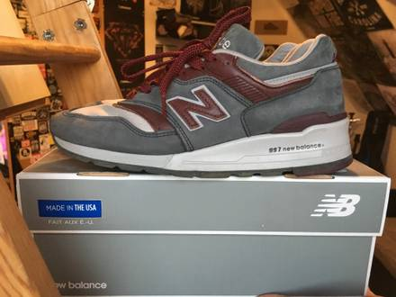 New Balance M997 Made in USA DGM - photo 1/5