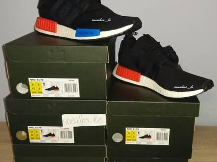 Adidas NMD PK Black OG Runner | US8 | NEU & OVP | BNIB | S79168 - photo 1/6