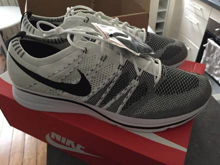 Flyknit Trainer UK10 DS 2017 - photo 1/5