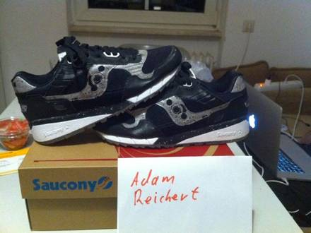 """<strong>Saucony</strong> x Bait """"Cruel World"""" Giant Leap - photo 1/6"""