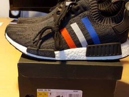 Adidas NMD_R1 PK Tricolor Black - photo 1/5