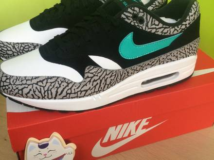 Nike air max 1 atmos Elephant 2017 - photo 1/5