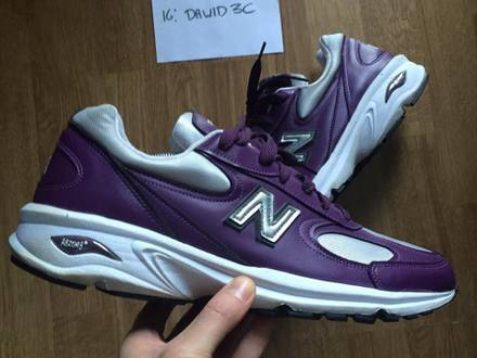 rare New Balance 498 Made in USA purple - photo 1/6