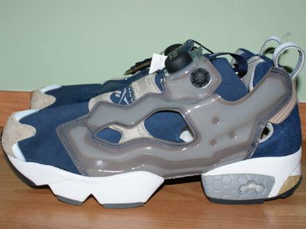 Reebok Insta Pump Fury Footpatrol NEW DS - photo 1/5