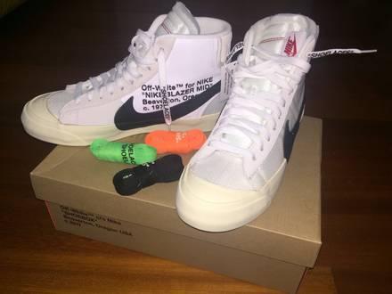 Blazer Nike X off white - photo 1/5
