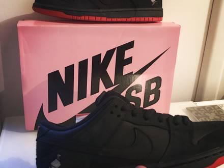 Nike SB dunk low trd qs staple pigeon - photo 1/5