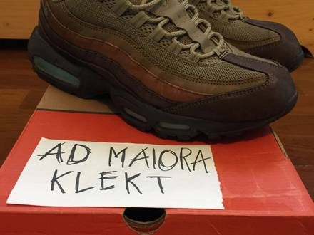 Nike Air Max 95 Evolution Pack - photo 1/5