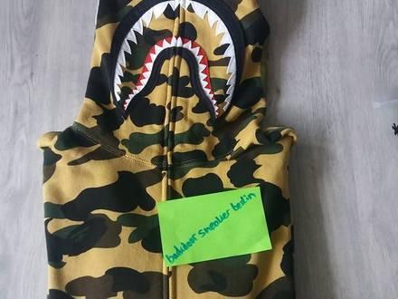 """Bape 1st Camo Shark Full Zip """"<strong>A</strong> <strong>BATHING</strong> <strong>APE</strong>"""" - photo 1/5"""