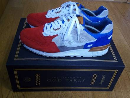 "<strong>Saucony</strong> Shadow 5000 x Sneakers76 ""The Legend of God Taras"" - photo 1/5"