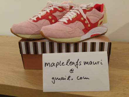 <strong>Saucony</strong> G9 Shadow 6 Scoops Pack Vanilla Strawberry - photo 1/8