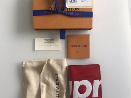 Louis Vuitton X Supreme - photo 1/6