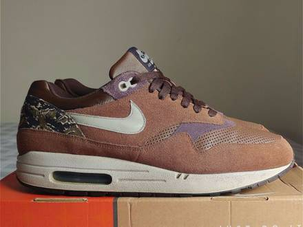 "2007 air max 1 ""friendly football"" 308866 202 sz 9.5 - photo 1/8"