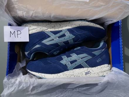 "Asics Gel Saga ""Navy - Goblin Blue"" - photo 1/5"