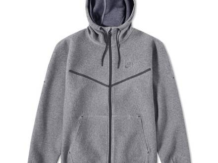 Nike NIKELAB X KIM JONES TECH FLEECE HOODY - photo 1/5